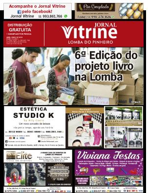 Jornal Vitrine Lomba do Pinheiro – Edição 20