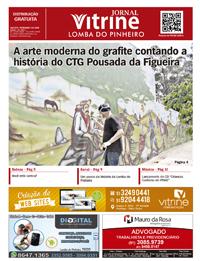 Jornal Vitrine Lomba do Pinheiro – Edição 9