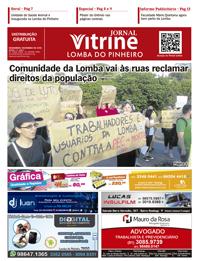 Jornal Vitrine Lomba do Pinheiro – Edição 11