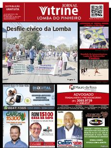 Jornal Vitrine Lomba do Pinheiro Jul/ Agosto – Ed 8
