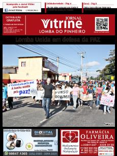 Jornal Vitrine Lomba do Pinheiro Abr/ Maio - Ed 13