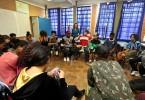 Porto Alegre, RS - 04.10.2017  Semana Municipal do Hip-Hop - Oficinas  Local: Escola Mário Quintana  Foto: Brayan Martins/ PMPA