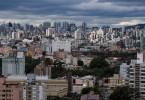 Porto Alegre, RS - 10/08/2018 Imagens áreas de Porto Alegre Foto: Joel Vargas / PMPA